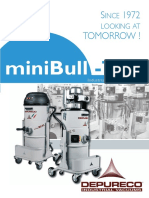 Depliant MiniBULL Tb 4 Ante Rid