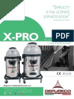 Depliant XPRO Rid