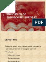 Principles ofendodontic surgery