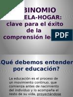 BINOMIO ESCUELA-HOGAR, LECTURA.pptx