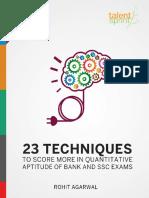 23 Techniques