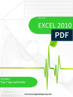 Top 7 Traicks & Tips of Excel 2010.pdf