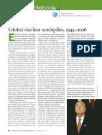Global Nuclear Stockpiles