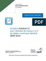 Cahier de Formation Smart Notebook-14 V10!09!2014