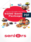 SG50 Seniors Package Brochure
