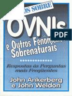 Os Fatos Sobre Ovnis e Outros Fenc3b4menos Sobrenaturais John2