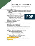 Farmacologia, Farmacodinamia y Farmacocinetica