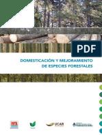 Domesticación y mejoramiento de especies forestales