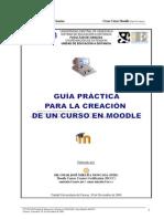 Guia Práctica para la Creación de un Curso en Moodle