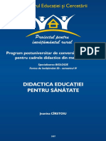 Didactica Eps