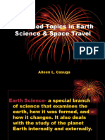 Advanced Topics in Earth Science & Space Travel 2