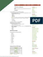 Gramáticas Lexemas - Definición y Ejemplos