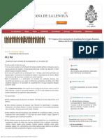 A y Ha • Academia Mexicana de La Lengua