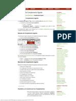 Gramáticas Ejemplos de Complemento Agente
