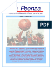 La Peonza nº 1. 2002.