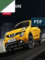 Nissan Juke Flyer