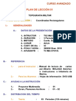 Plan 01 Cordenadas Rectagulares
