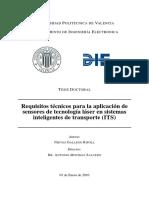 tesis transportes