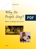 Why Do People Sing Complete Book