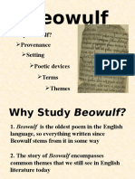 intro to beowulf