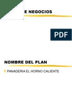 Ejemplo Plan de Negocios