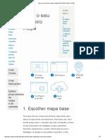 Faça o Seu Primeiro Mapa—Ajuda Do ArcGIS Online _ ArcGIS