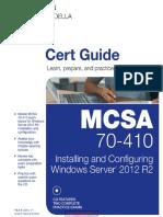 Pages de Mcsa 70-410 Cert Guide R2