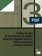 Manual de ejecución de fábricas de ladrillo para revestir_c3