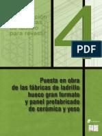 Manual de ejecución de fábricas de ladrillo para revestir_C4