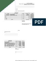 Format Laporan Keuangan Excel