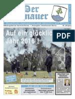 Der Bernauer - Februar 2016