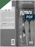 1009 Ejercicios y Juegos de Fútbol PDF Completo