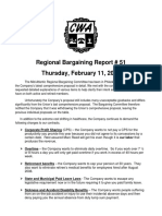 Mid Atlantic Regional Bargaining Report #51