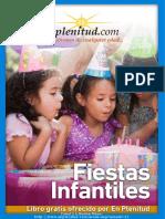 Menu Fiestas Infantiles