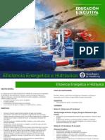 Eficiencia Energética e Hidráuica