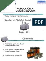 Sesion 004 - Maquinas Electricas