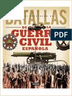Atlas Ilustrado de Batallas de La Guerra Civil Española