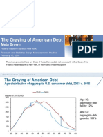 Old Americans With Debt