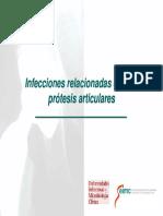 Infecciones Protesis Articulares