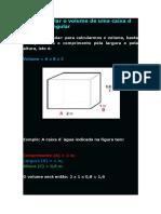 Como calcular o volume de uma caixa d.docx