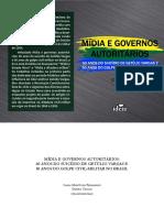 _FERNANDES, C. M. e CHAGAS, G. _ORG _ Mídia e Governos Autoritários