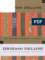 Origami Deluxe Book and Gift Set