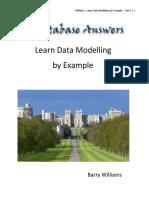 Learn Data Modelling by Example Pt 1 Beginner Level