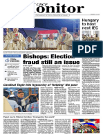 CBCP Monitor Vol. 20 No. 09
