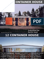 12 Container Houses