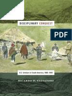 Disciplinary Conquest by Ricardo D. Salvatore