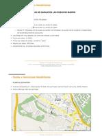 Dossier Plazas de garaje Las Rozas