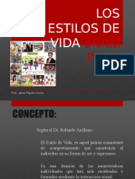 Los Estilos de Vida en El Perú