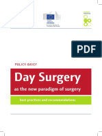 Day Surgery Best Practices