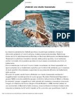 Nuoto e Deformità Vertebrali